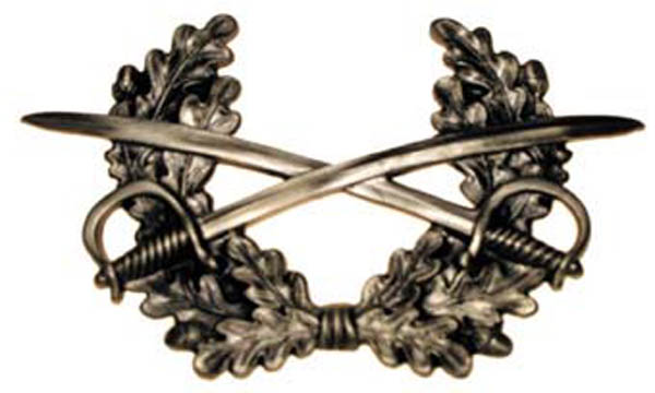 BW Schirmmützenabzeichen, Heer