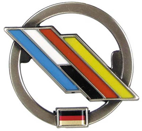BW Barettabzeichen, -D/F-Brigarde-