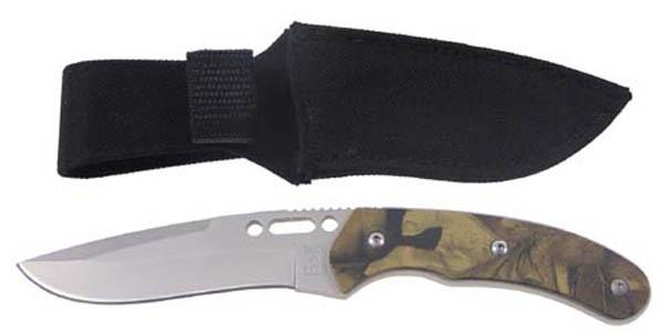 Messer, feststehende Klinge, -Camo II-