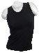 Tank-Top (Damen),Stretch schwarz neu