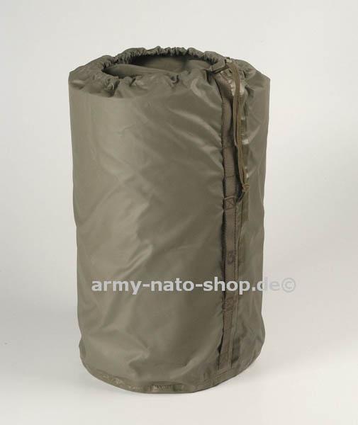 Schlafsack,mit Unterlegplane und Beutel, neu,