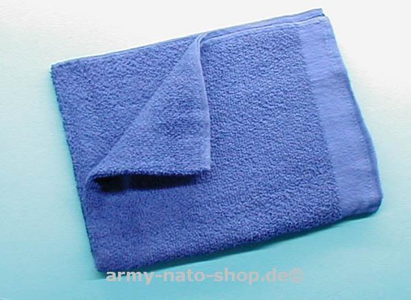 Handtuch, Bw blau neu