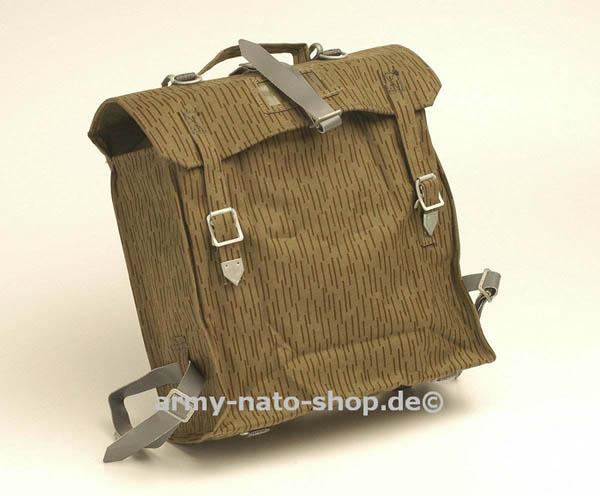 Sturmgepäcktasche, NVA strichtarn gebraucht