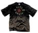 T-Shirt, halbarm, Vintage, Pure Trash, schwarz