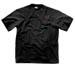 T-Shirt, halbarm, Vintage, Pure Trash, heavy, schwarz