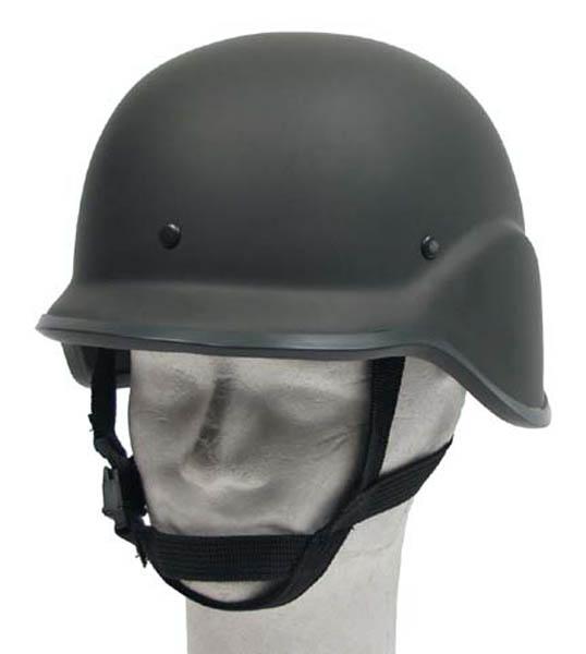US Helm MICH, oliv, Kunststoff