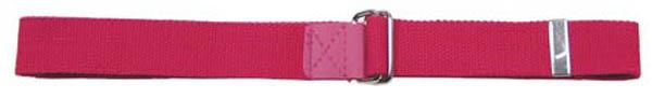 Gürtel, 32 mm, pink, mit Metallschloß