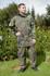 Regenanzug, Bw Goretex 5-Farben flecktarn neu