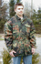 Feldjacke, US M65 flecktarn neu