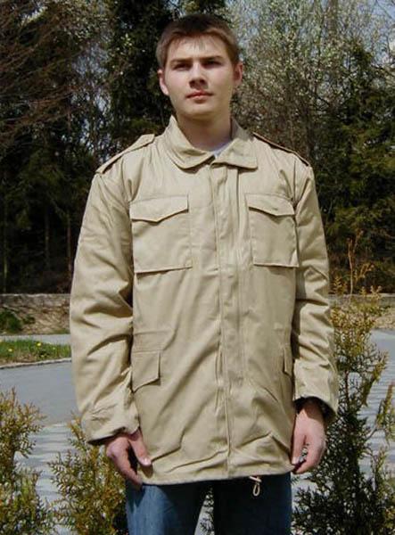 Feldjacke, US M65 khaki neu