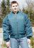 Pilotenjacke, US MA1 blau neu