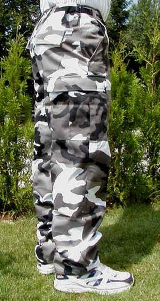 ORG. BUNDESWEHR PARKA FLECKTARN schwarz gefärbt BW JACKE