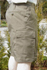Bermuda-Feldhose, Bw oliv neu