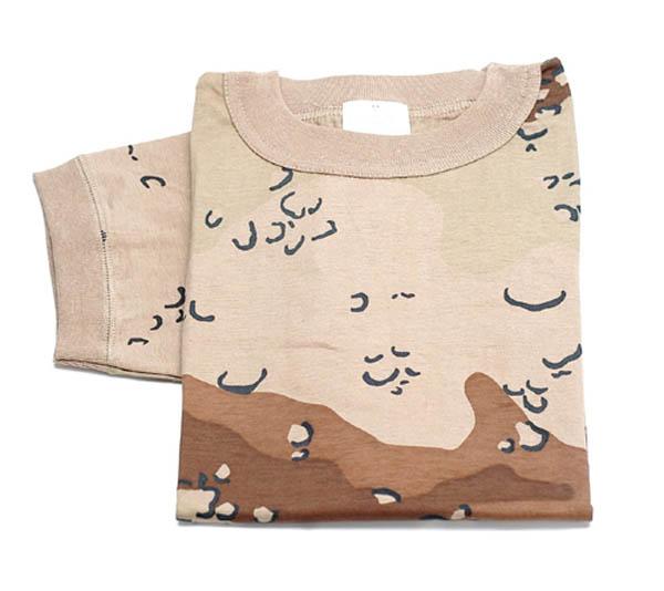 Kinder T-Shirt, US 6-Farben desert neu