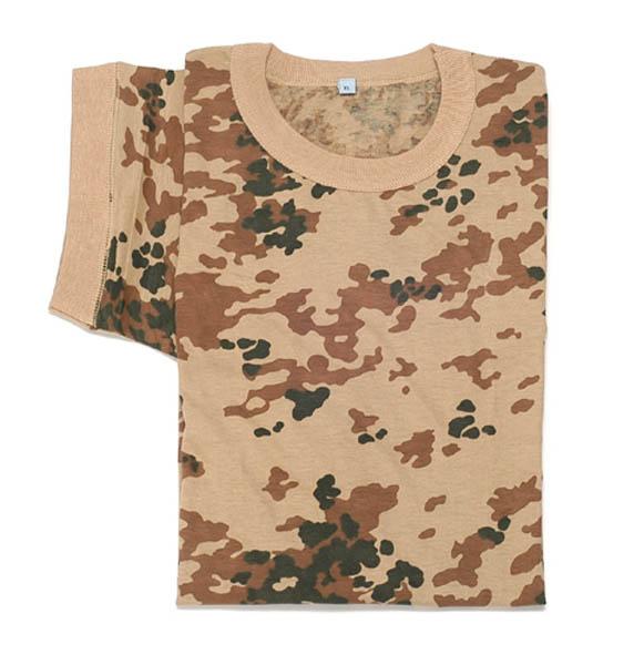 Kinder T-Shirt, US 3-Farben tropentarn neu