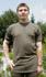 Unterhemd, orig. Bw oliv neu