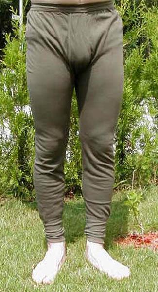 Unterhose, orig. Bw oliv neu