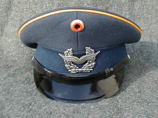 Schirmmütze, Bw Luftwaffe gebraucht/rep.