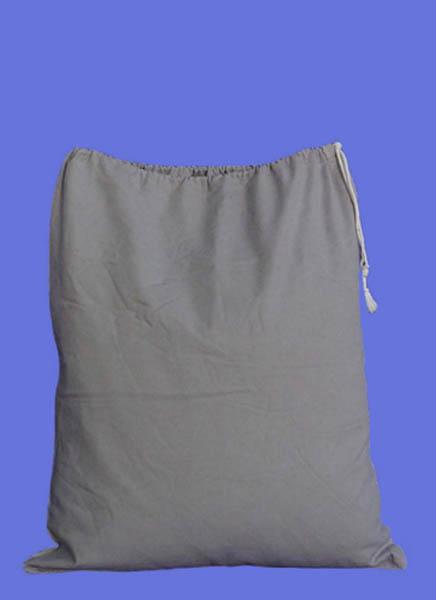 Stiefelbeutel, Bw grau gebraucht/rep.