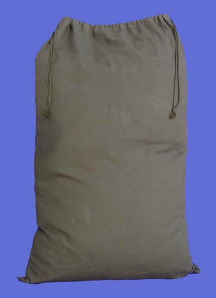 Wäschesack, Bw oliv gebraucht/rep.