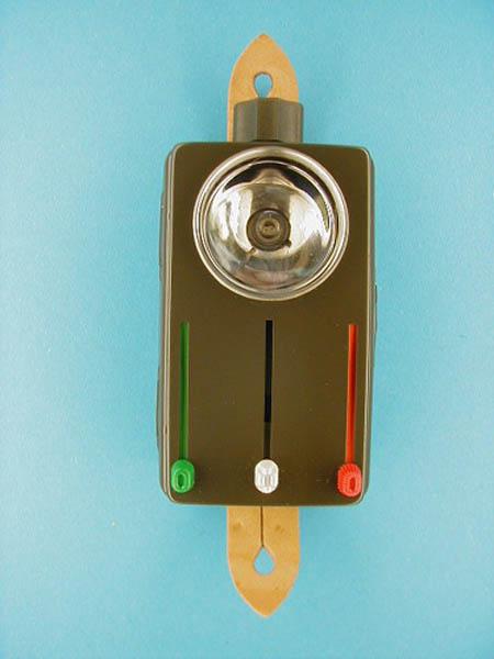 Taschenlampe, orig. Bw oliv neu