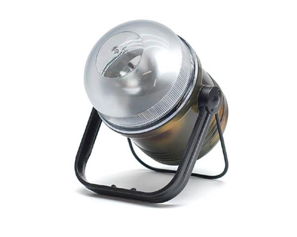 Camping-Lampe, woodland (für Batterien 4 x D)