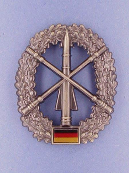 Barettabzeichen, Bw Heeresflugabwehrtruppe neu