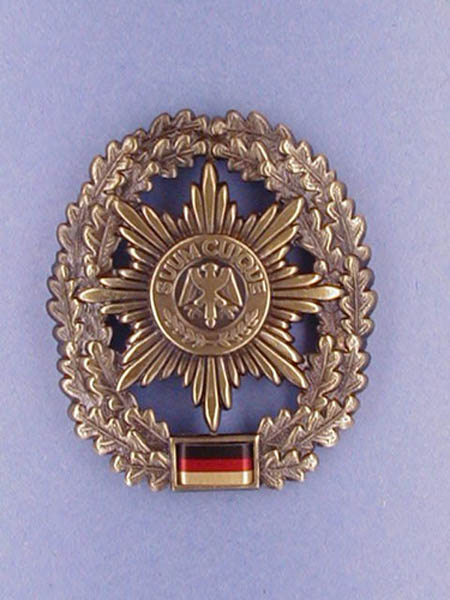 Barettabzeichen, Bw Feldjägertruppe neu