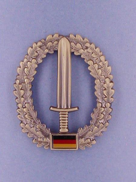 Barettabzeichen, Bw Kommando-Spezial-Kräfte neu