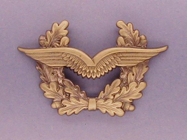 Schirmmützenabzeichen, Bw Luftwaffe neu