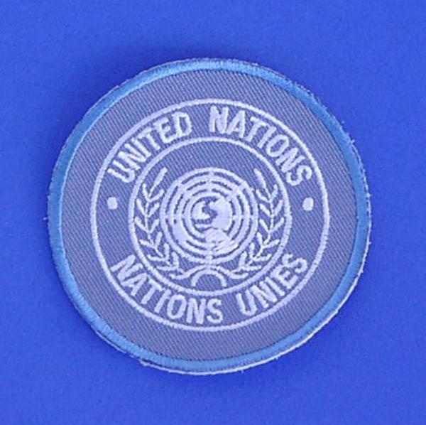 Stoffabzeichen, Vereinte Nationen (UN) neu