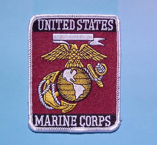Abzeichen, US Marine Corps neu