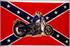 Flagge, Südstaaten mit Bike neu