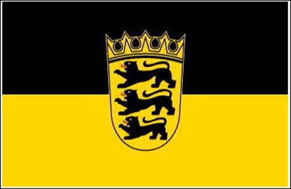 Flagge, Baden-Württemberg neu