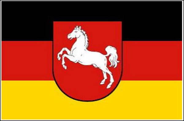 Flagge, Niedersachsen neu
