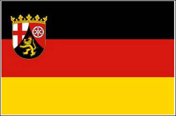 Flagge, Rheinland-Pfalz neu