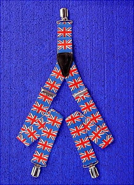 Hosenträger, -Großbritannien- neu
