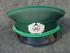 Schirmmütze, DDR VoPo (Volkspolizei) grün gebraucht im guten Zustand.