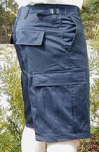 Bermuda-Shorts,US blau neu