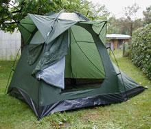 army shop zelt 2 personen fischer oliv neu. Black Bedroom Furniture Sets. Home Design Ideas