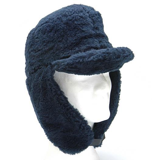 Wintermütze,(NL) Marine blau neu