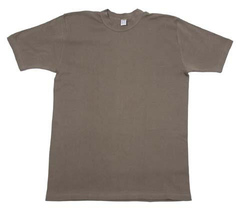 Öster.BH Unterhemd, oliv, orig., neu