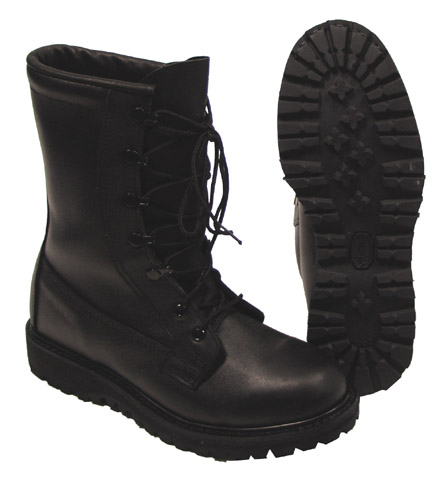 US Stiefel, Cold Weather, Leder, gefüttert