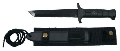 BW Kampfmesser, Infanterie, Plastik-Nylon-Scheide