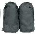 Rucksack, Alpin 110, oliv, 2 abnehmbare Seitentaschen