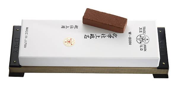 Japanischer Abziehstein, Körnung 8000