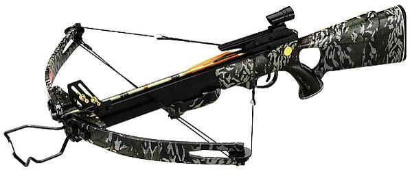 Compound-Armbrust Hunter, 150 lbs., Kunststoffkörper