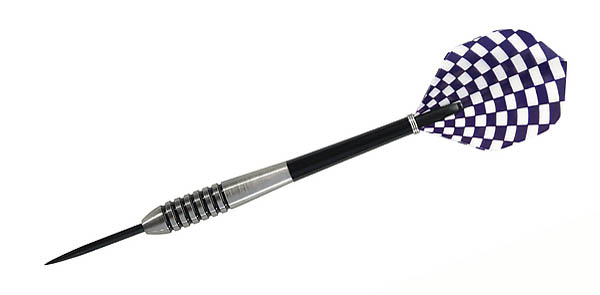 Nodor Steel-Darts, Flightmaster, 80% Tungsten, 24 g