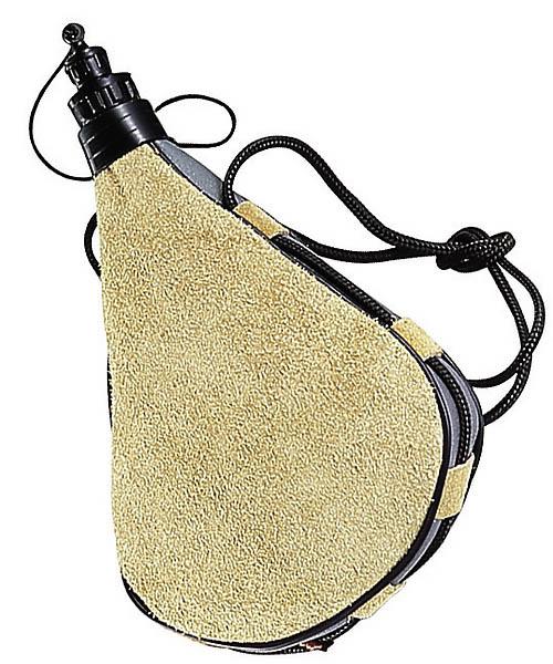 Botas-Feldflasche, Leder, 1 Liter