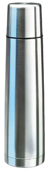 Isosteel Edelstahl-Isolierflasche, 0.9 Liter Quickstop-Ausgießsystem